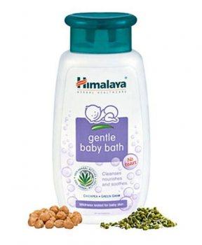 Детская пена для ванн, Himalaya Herbals