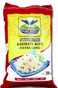 Басмати рис Basmati, Bajwa