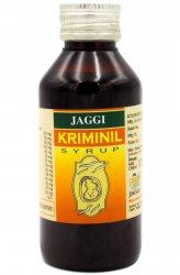 Сироп Криминил (Kriminil Syrup), Jaggi