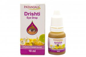 Глазные капли Дришти (Drishti eye drops), Patanjali