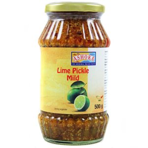 Пикули лайма Lime Pickle Mild, Ashoka