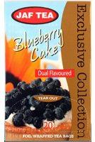 Чай Jaf Tea Blueberry Cake в пакетиках