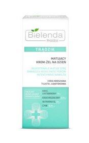 Антибактериальный матирующий дневной гель-крем Acne Pharm, Bielenda