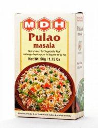 Смесь специй для вегетарианского плова Pulao Masala, MDH
