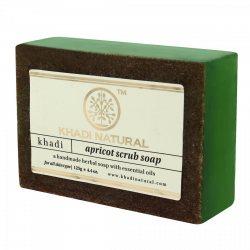 Аюрведическое мыло ручной работы АБРИКОС, Khadi