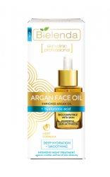 Улучшенное аргановое масло с гиалуроновой кислотой, Bielenda