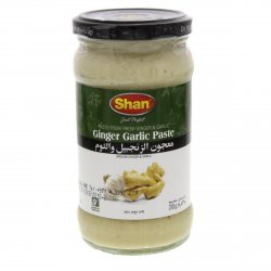 Имбирно-чесночная паста (Ginger Garlic Paste), Shan