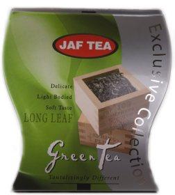 Чай JAF TEA Green Tea Long Leaf