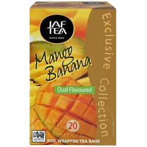 Чай Jaf Tea Mango Banana в пакетиках