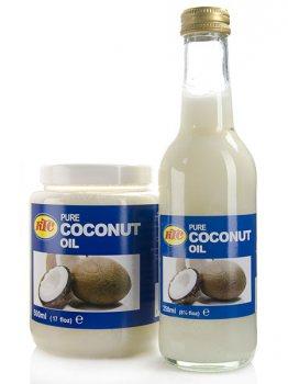 Кокосовое масло рафинированное пищевое, KTC