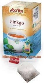 Аюрведический йога чай Ginkgo, Yogi tea