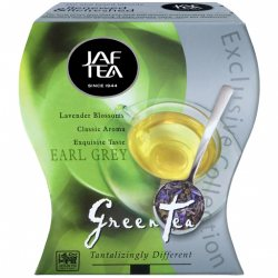 Чай Jaf Tea Green Earl Grey