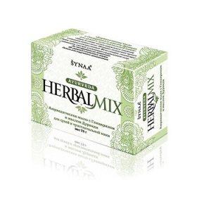 Мыло с глицерином и маслом дурвади Herbalmix, Synaa