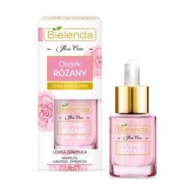 Розовое масло для лица, Bielenda
