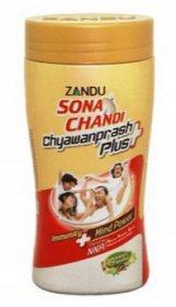 Чаванпраш Sona Chandi, Zandu
