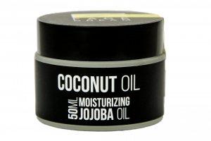 Увлажняющий крем для лица Coconut oil, Luff
