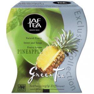 Чай Jaf Tea Grean Tea Pineapple