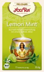 Аюрведический йога чай Lemon Mint, Yogi tea