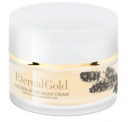 Золотой ночной крем-лифтинг для лица Eternal Gold, Organique