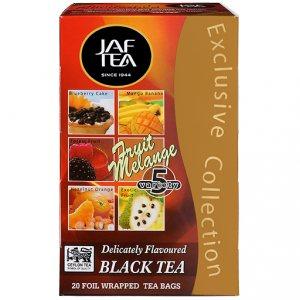 Чай Jaf Tea Black Tea Fruit Melange в пакетиках