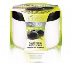 Крем-масло для сухой кожи тела Черная оливка, Bielenda