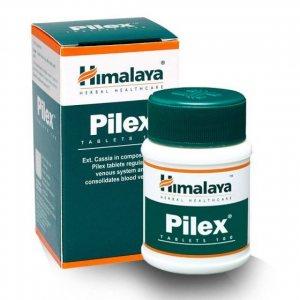 Пайлекс (Pilex), Himalaya Herbals