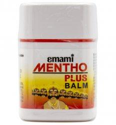 Обезболивающий бальзам Менто Плюс (Mentho Plus Balm), emami