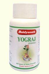 Йогарадж гуггул (Yograj Guggulu), Baidyanath