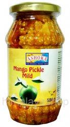 Пикули Манго Pickle Mango Mild, Ashoka