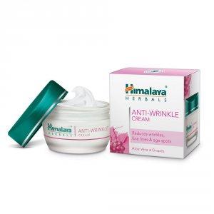 Крем от морщин (Anti-wrinkle cream), Himalaya Herbals
