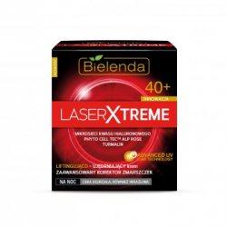 Увлажняющий ночной крем с эффектом лифтинга Laser Xtreme, Bielenda