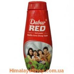 Зубной порошок Red, Dabur