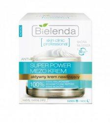 Увлажняющий крем для лица с гиалуроновой кислотой SKIN CLINIC PROFESSIONAL, Bielenda