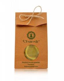 Индийская натуральная хна бесцветная, Chandi