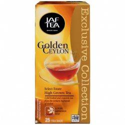 Чай Jaf Tea Golden Ceylon в пакетиках