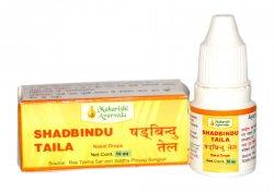 Шадбинду Тайл масло для носа (Shadbindu Taila), Maharishi Ayrveda