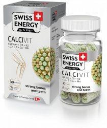"""Витамины """"Кальцивит"""" Кальций + D3 + K2 (Calcivit), SwissEnergy"""