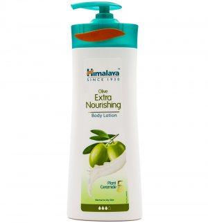 Экстра увлажняющий оливковый лосьон для тела (Olive Extra Nourishing Body Lotion), Himalaya Herbals