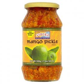 Пикули манго Mango Pickle, Ashoka
