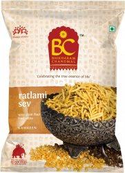Натуральная закуска BHIKHARAM CHANDMAL Ratlami sev
