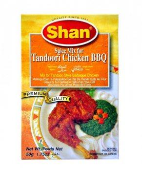 Tandoori Chicken BBQ, Shan