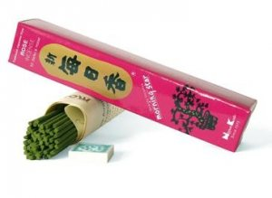 Благовония японские Роза, Nippon Kodo
