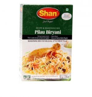 Приправа для плова с курицей Pilau Biryani Mix, Shan