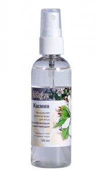 Натуральная цветочная вода расслабляющая и смягчающая Жасмин, Aasha Herbals
