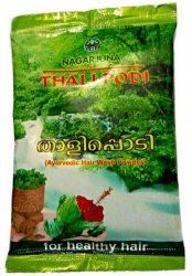 Травяной шампунь для мытья волос Тали Поди, Nagarjuna