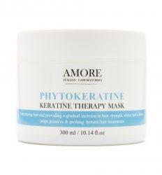 Концентрированная маска с фитокератином для реконструкции поврежденных волос, AMORE