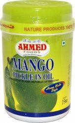 Пикули манго (Mango Pickle), Ahmed