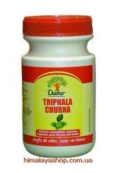 Трифала Чурна (Triphala Churna), Dabur
