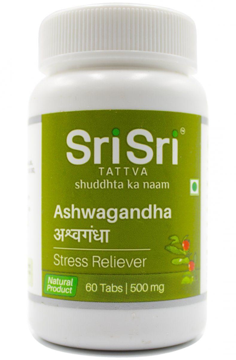 Ашваганда (Ashwagandha), Sri Sri Tattva | HimalayaShop