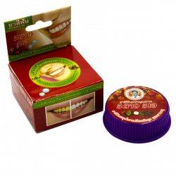 Тайская зубная паста-таблетка с экстрактом Мангостина (Mangosteen), 5 Star Cosmetic